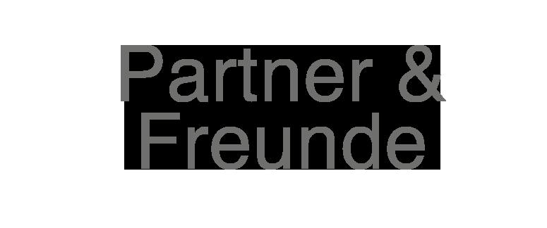 Partner & Freunde