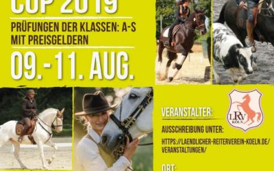2. Kölner Working Equitation Cup