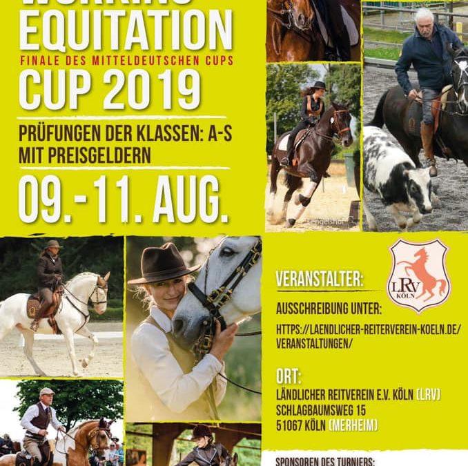 2. Kölner Working Equitation Cup
